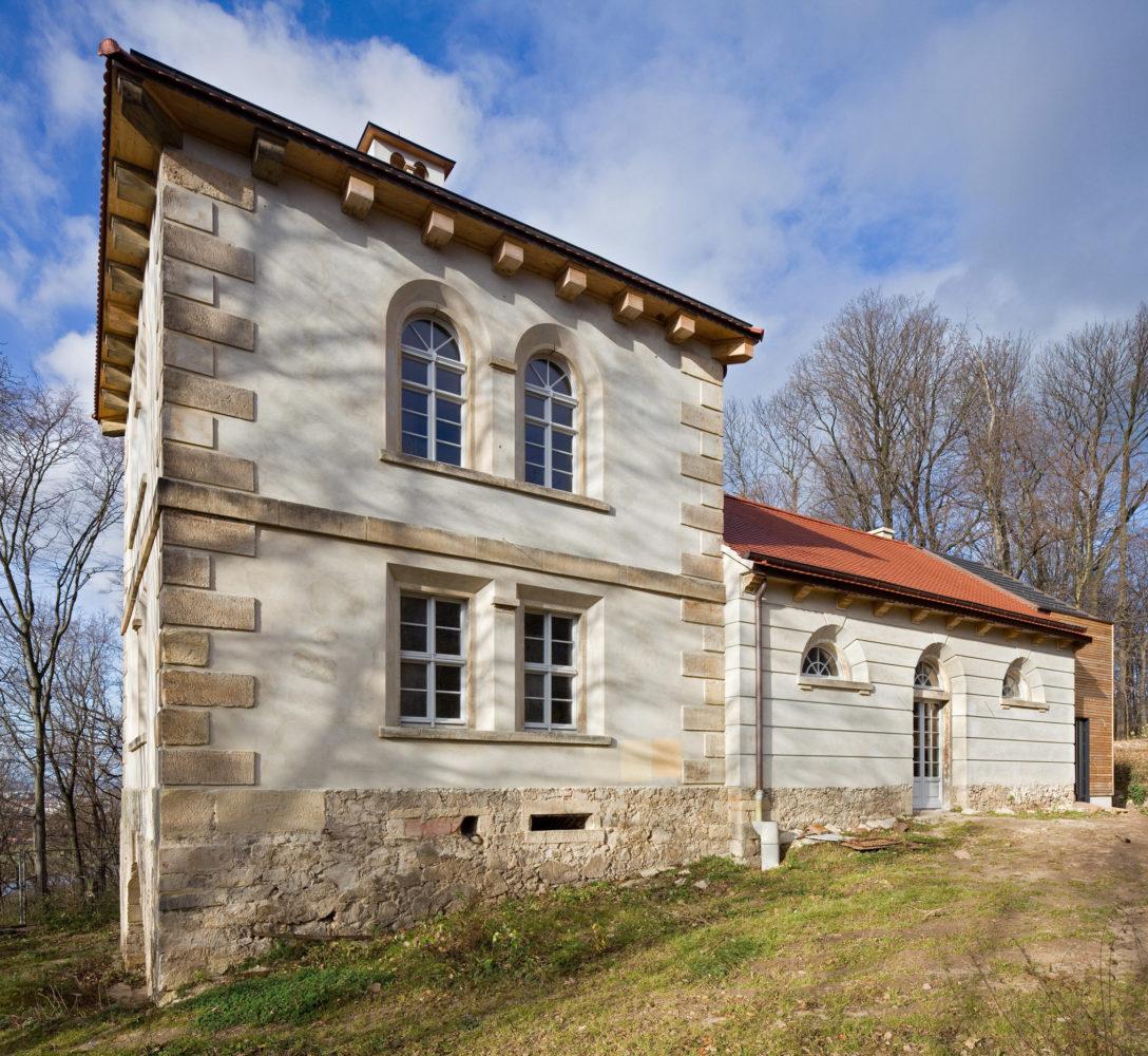 Jagdhaus Rockau