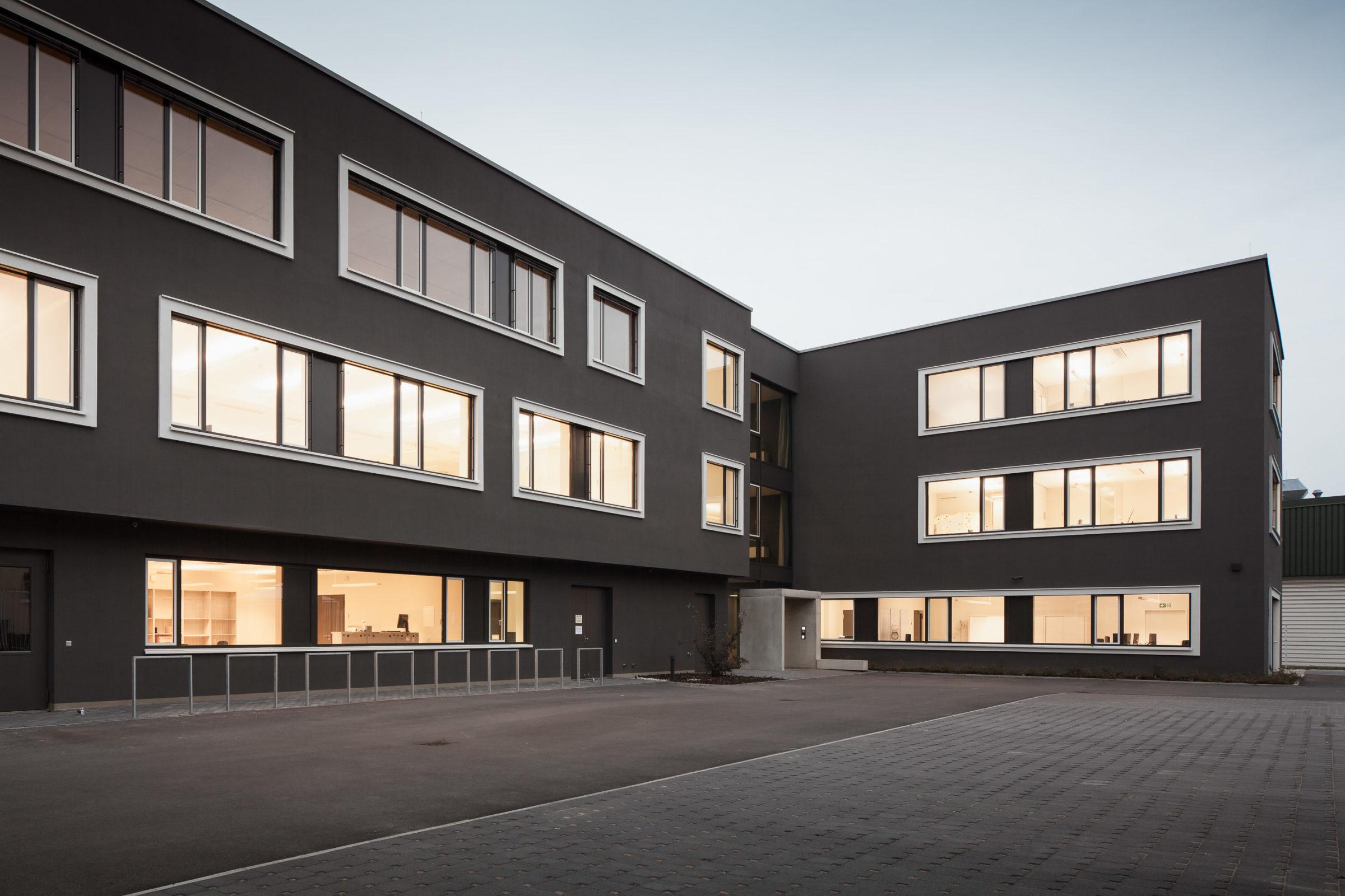 Bürogebäude GFS Radebeul