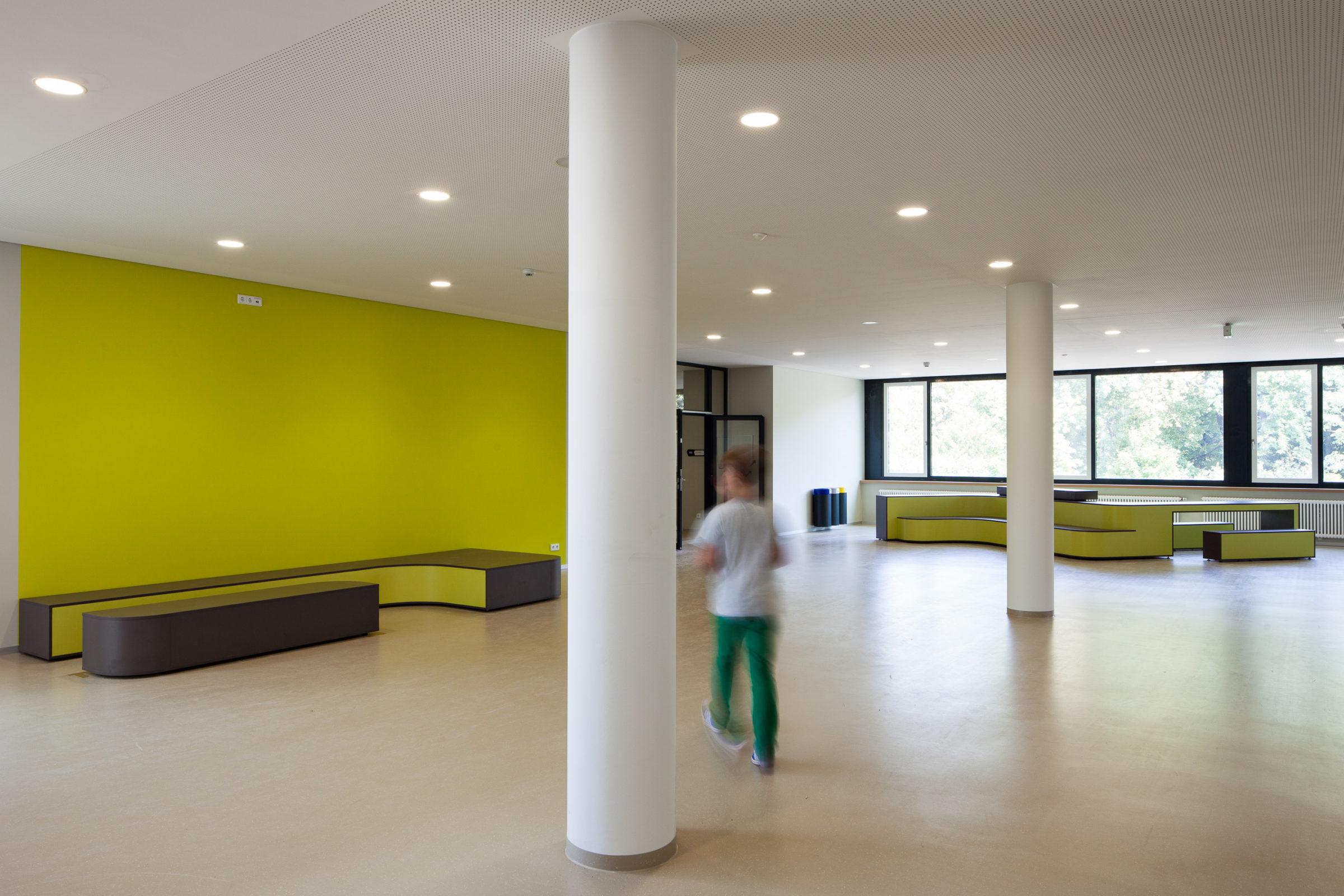 Gymnasium Bürgerwiese