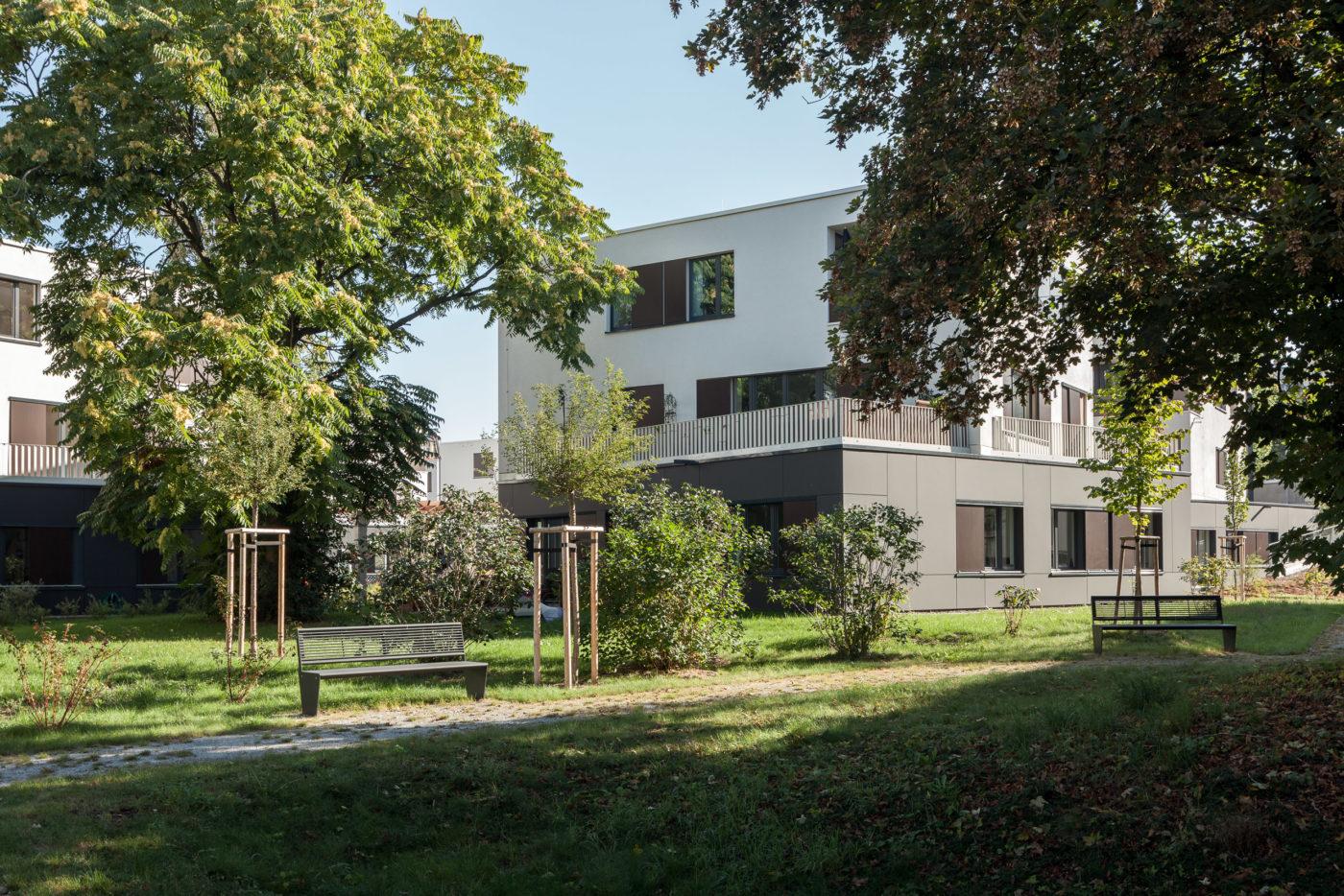 Hofquartier Bautzner Str.